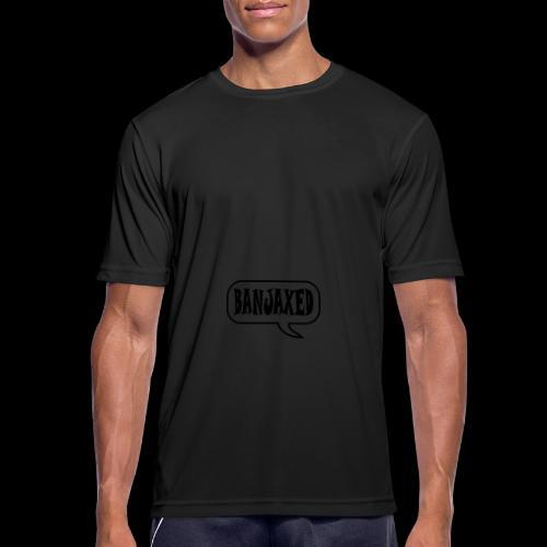 Banjaxed - Men's Breathable T-Shirt