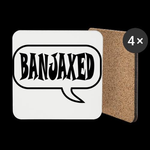 Banjaxed - Coasters (set of 4)