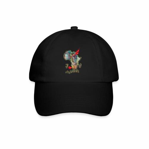 I love Africa - Baseball Cap