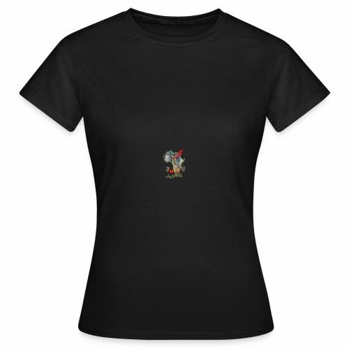 I love Africa - Women's T-Shirt