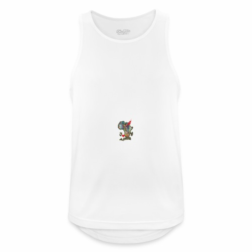 I love Africa - Men's Breathable Tank Top