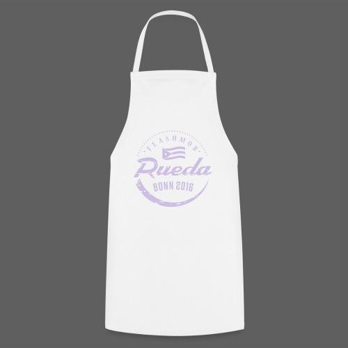 Herren T-Shirt weiß - Kochschürze
