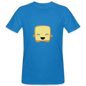 Happy Toast Tee shirts - T-shirt bio Homme
