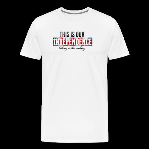Independence v2 Mens - Men's Premium T-Shirt