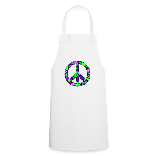 Peace Symbol Womens - Cooking Apron