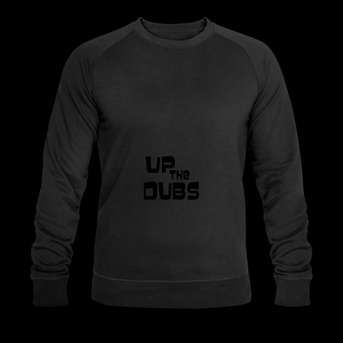 Up the Dubs - Men's Organic Sweatshirt by Stanley & Stella