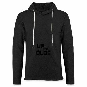 Up the Dubs - Light Unisex Sweatshirt Hoodie