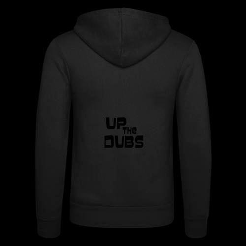 Up the Dubs - Unisex Hooded Jacket by Bella + Canvas