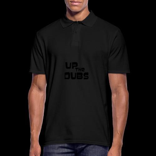Up the Dubs - Men's Polo Shirt