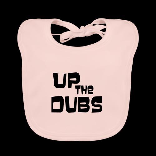 Up the Dubs - Baby Organic Bib