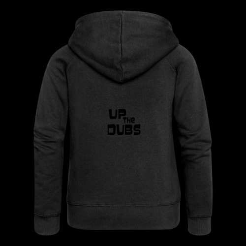 Up the Dubs - Women's Premium Hooded Jacket
