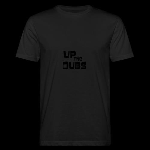 Up the Dubs - Men's Organic T-Shirt