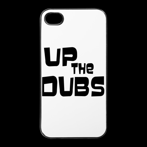 Up the Dubs - iPhone 4/4s Hard Case
