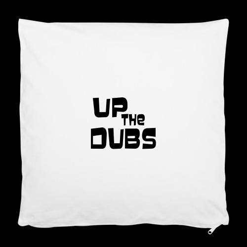 "Up the Dubs - Pillowcase 16"" x 16"" (40 x 40 cm)"