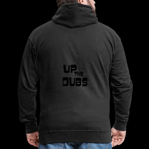 Up the Dubs - Men's Premium Hooded Jacket