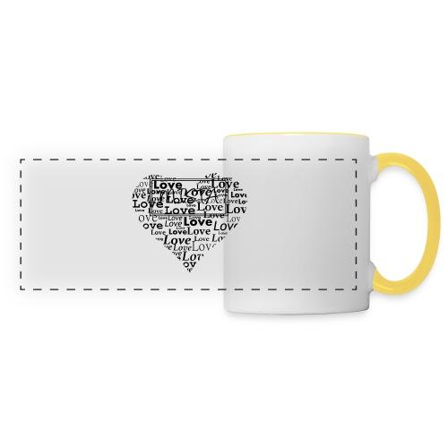 Heart Cup - Panoramatasse