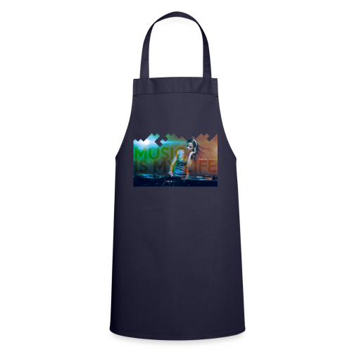 Music Is My Life Womens - Cooking Apron