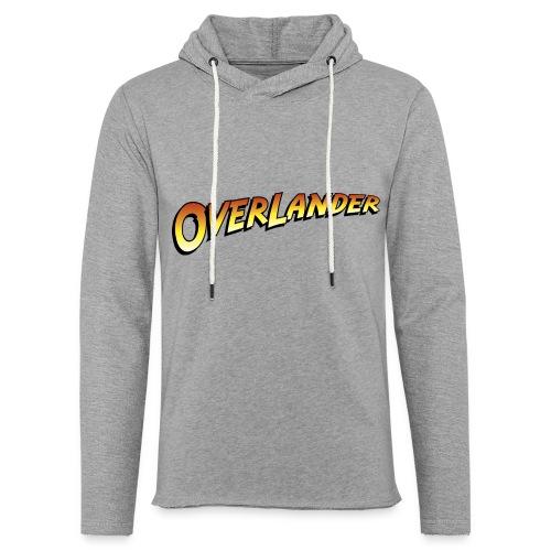 Overlander - Lett unisex hette-sweatshirt