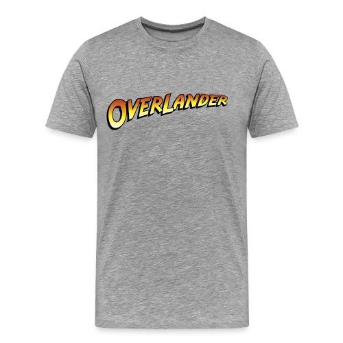 Overlander - Premium T-skjorte for menn