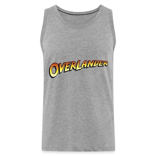 Overlander - Premium singlet for menn