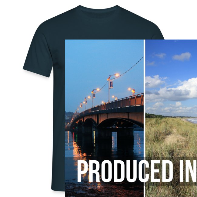 Produced In Wexford - Men's T-Shirt
