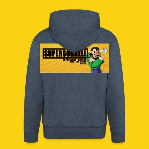 SuperSorrell Shirt - Men's Premium Hooded Jacket