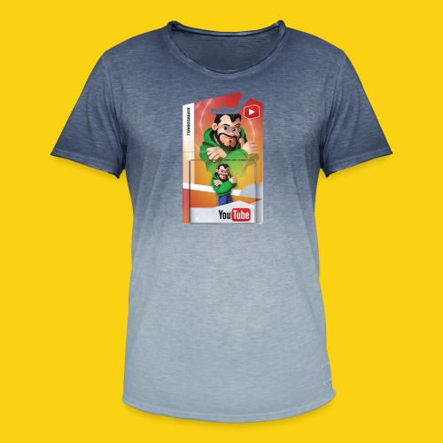 SuperSorrell Shirt - Men's T-Shirt with colour gradients