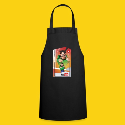 SuperSorrell Shirt - Cooking Apron
