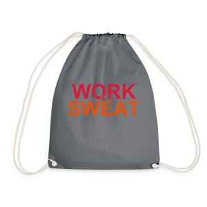 Work &  Sweat - Turnbeutel