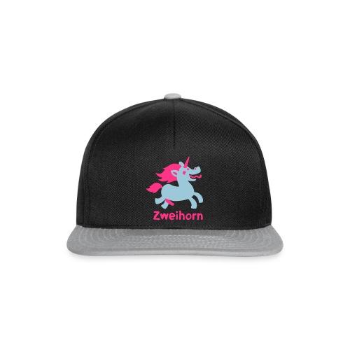 Männer Tasse Zweihorn - Snapback Cap