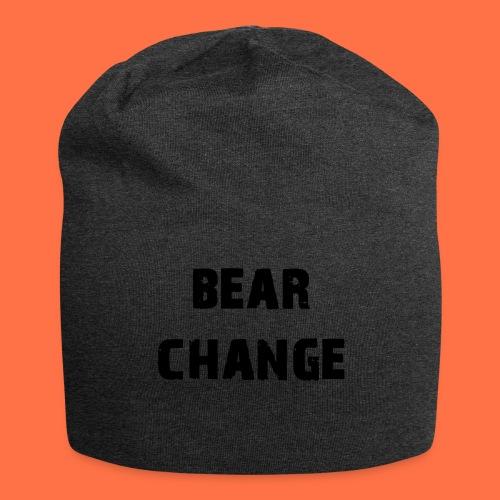 bear change - Jersey Beanie