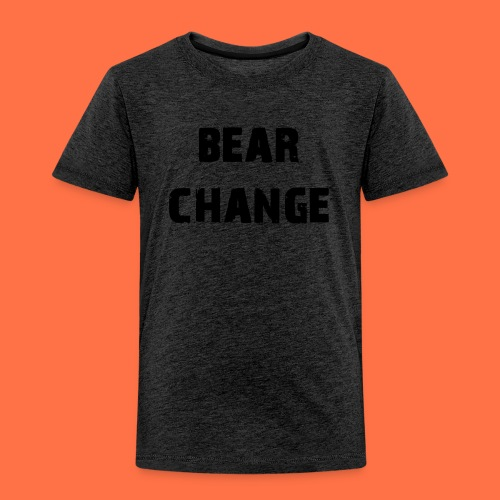 bear change - Kids' Premium T-Shirt