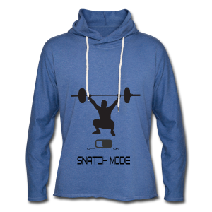 Snatch shirt - Light Unisex Sweatshirt Hoodie