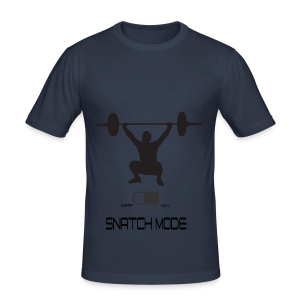 Snatch shirt - Men's Slim Fit T-Shirt
