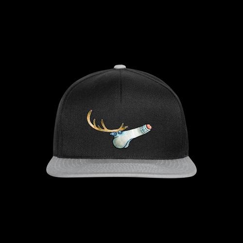 Northern Reindeer t-paita miesten - Snapback Cap