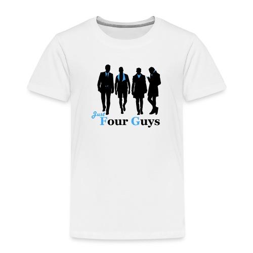 Just Four Guys Teddy - Kids' Premium T-Shirt
