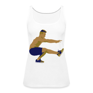 Pistol shirt - Women's Premium Tank Top