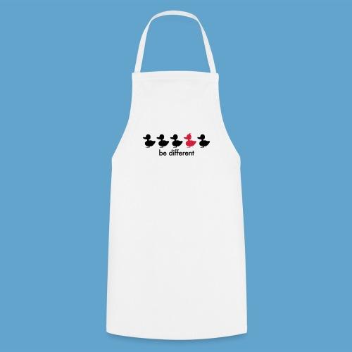 be different - Kochschürze