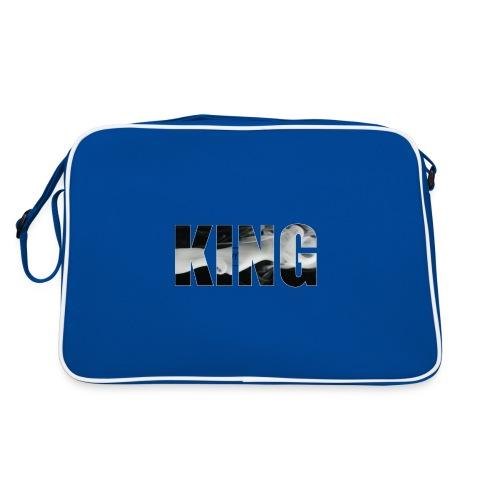 KING Cap - Retro Tasche