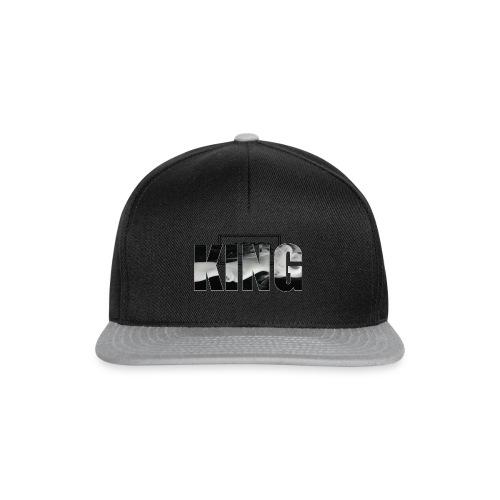KING Cap - Snapback Cap