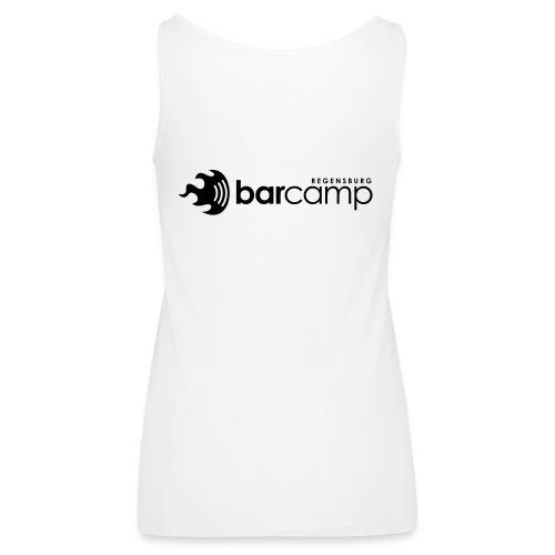 T-Shirt Damen Logo ohne Jahr - Frauen Premium Tank Top