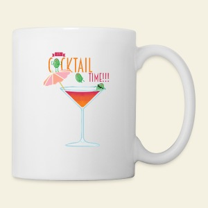 It's Cocktail Time - Tasse