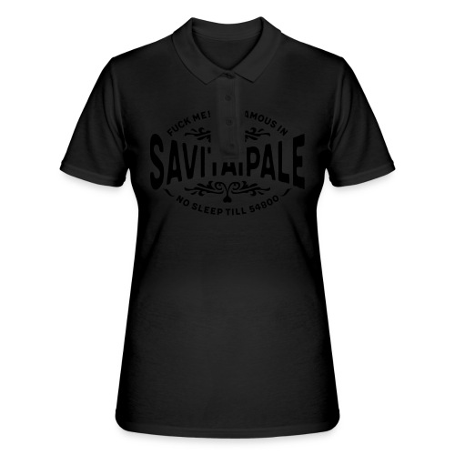 Savitaipale - Fuck Me! - Women's Polo Shirt