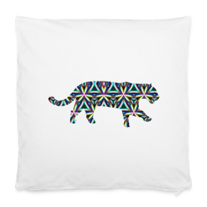 Jaguar Kaleidoscope Design 1 - Pillowcase 40 x 40 cm