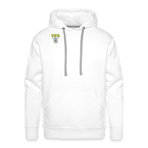 TCB CARPBAITS FH001 - Sweat-shirt à capuche Premium pour hommes