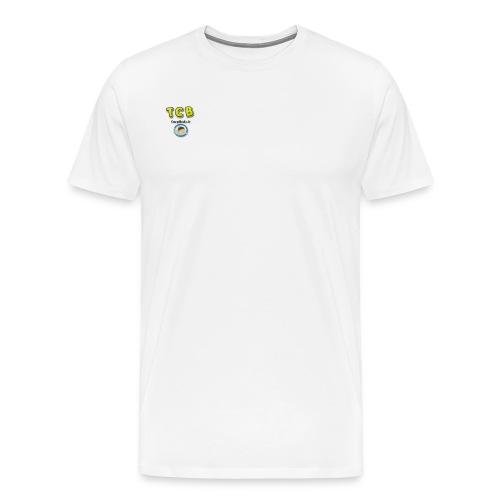 TCB CARPBAITS FH001 - T-shirt Premium Homme