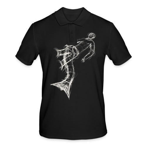 Aquarius - Men's Polo Shirt
