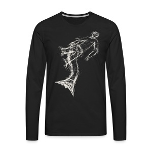 Aquarius - Men's Premium Longsleeve Shirt