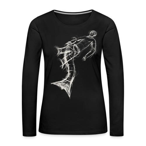 Aquarius - Women's Premium Longsleeve Shirt