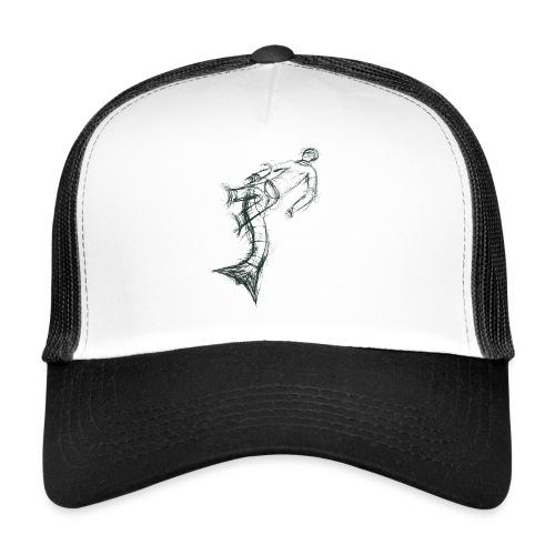 Aquarius - Trucker Cap